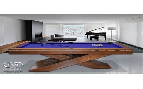 contemporary pool tables modern pool tables modern
