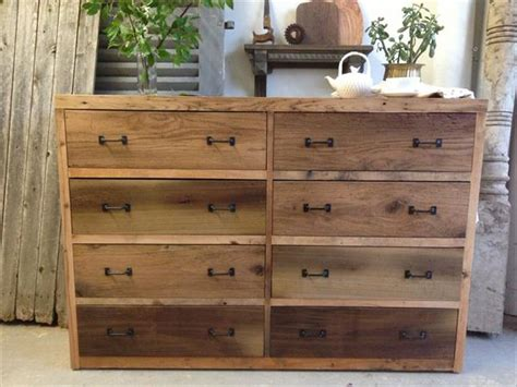 Wood Dresser by Diy Wood Pallet Dresser Wooden Pallet Furniture