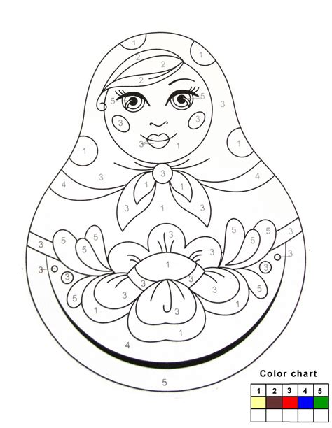 Russian Nesting Dolls Template by Russian Nesting Doll Template Www Imgkid The Image