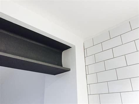 rsj design instagram exposed rsj steel beam in white kitchen support