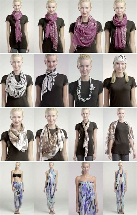 770 best images about scarf style on