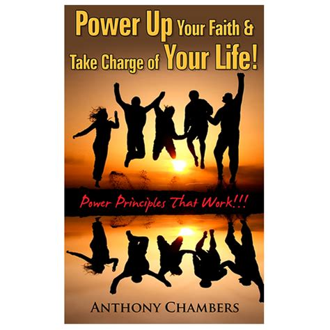power up your faith and take charge of your