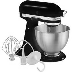 kitchenaid k45ssob 4 5 quart classic series
