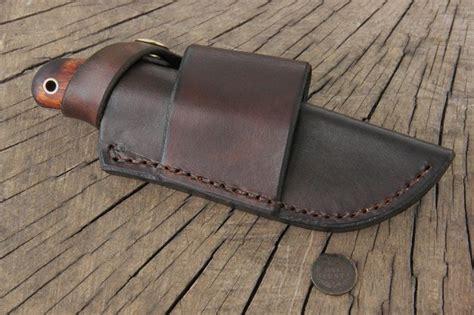 horizontal sheath knives custom horizontal knife sheath images