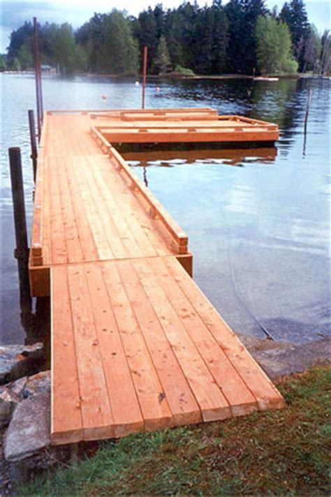 How To Build A Wooden Dock Crib by Stairs Decks And Dock Inspections Muskoka Home Cottage