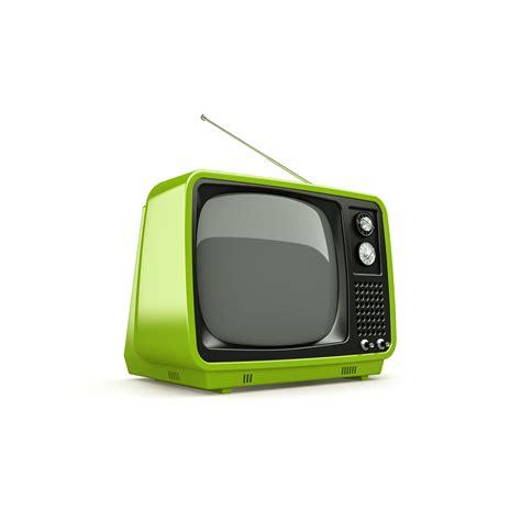 green tv vintage green retro tv storefront