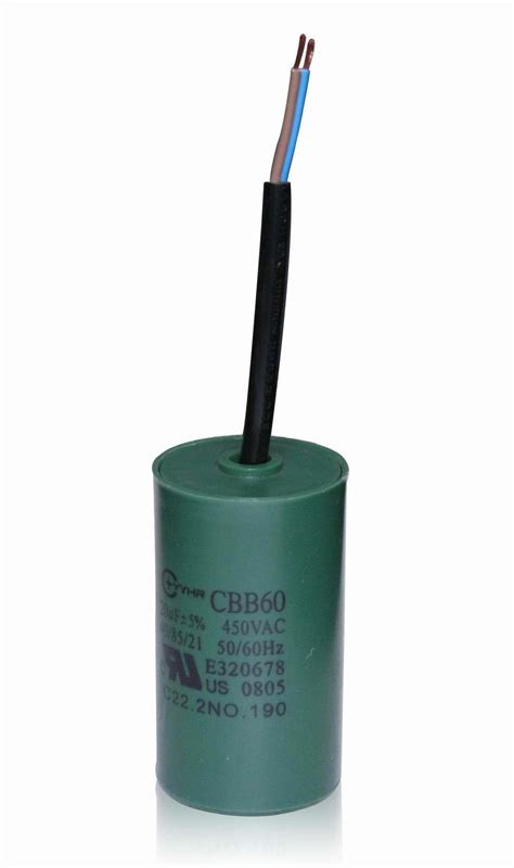 two peak cbb60 mkp capacitor china capacitor cbb60 china capacitor polypropylene