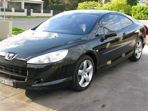 Peugeot 407 Coupe Modified 28 Images Peugeot 407
