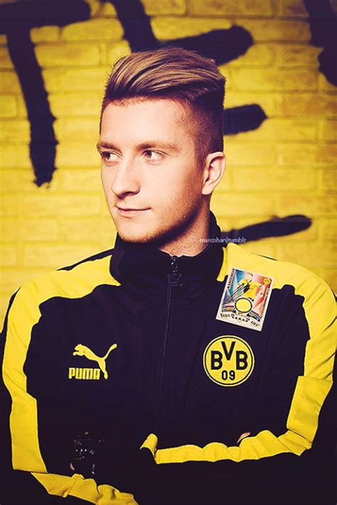 dortmund haircut 23 marco reus hairstyle pictures and tutorial