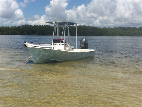 bay boats under 40k wtb 20 23 bay boat with tower and 4 stroke power the
