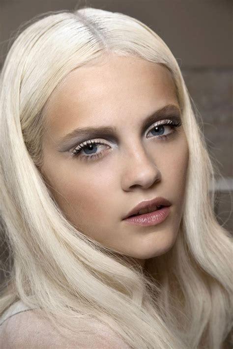 icy blonde on older women adela tessie trend of the week ice blonde hair