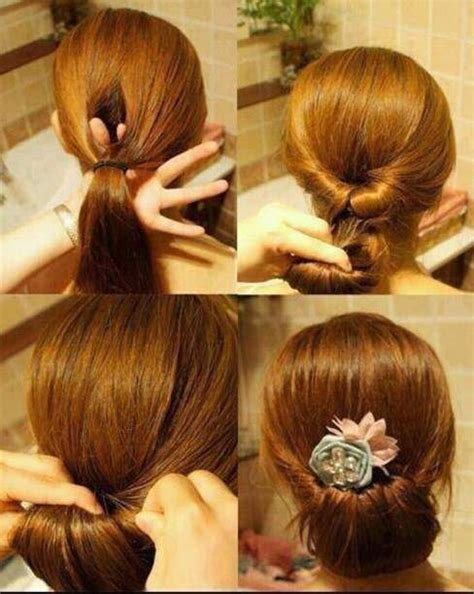 easy hairstyles do them 95 best images about hairstyles so easy even i can do