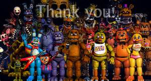 target hd tv black friday five nights at freddy s characters tv tropes