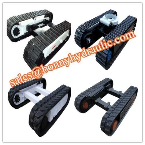 rubber st manufacturer rubber and steel track undercarriage st or rt series