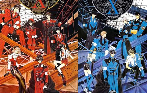 X/1999 Manga Review | The Online Anime Store X 1999 Wallpaper