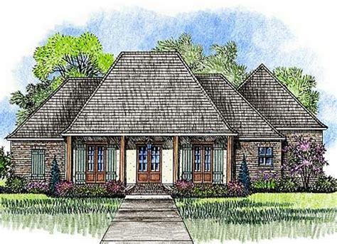 acadian house plans with porches acadian house plan with great rear porch