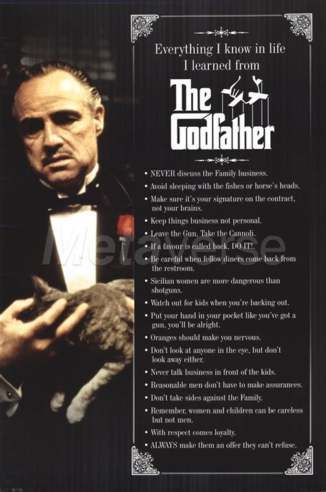 godfather quotes godfather quotes on scarface quotes