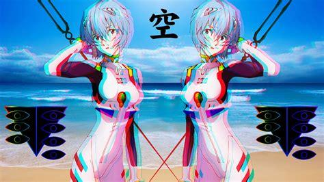 Anime Vaporwave by Anime Vaporwave Wallpaper Aesthetic