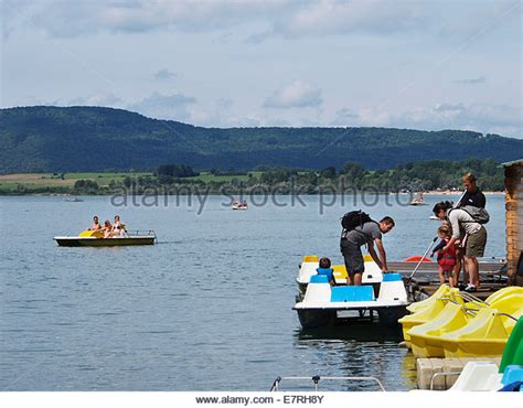 lake chlain boat tours water pedalo stock photos water pedalo stock images alamy