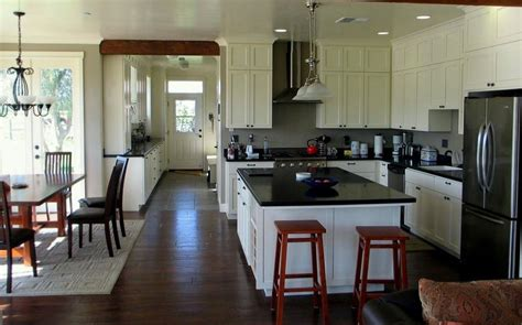 kitchen open to dining room open kitchen dining room design pictures decor references