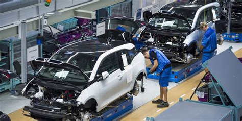 bmw factory assembly line mexico becoming top location for luxury car factories