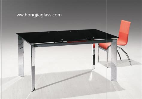 tempered glass table top tempered glass table top and partition glass hongjia
