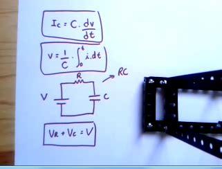 capacitor no carga o capacitor deduzindo a express 227 o da carga no capacitor laborat 243 de eletr 244 nica