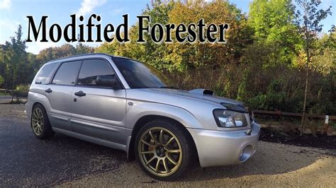 modified subaru forester subaru forester modified review 330 bhp