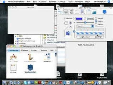 xcode tutorial cocoa simple objective c cocoa xcode tutorial redone youtube