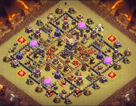 base war coc th 10 18 best th10 war base 2019 new anti 2 stars