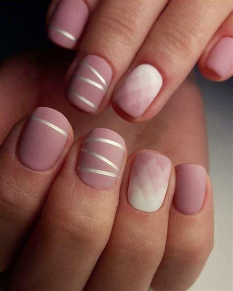 stunning matte nail designs   perfect