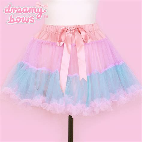 Skirt Tutu Ribbon buy listen flavor tulle tiered ribbon tutu skirt pink x mint at dreamy bows