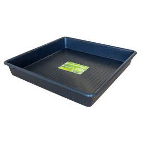 Large Indoor Planter by Large Square Plant Pot Tray 80x80