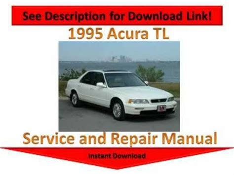 online auto repair manual 2001 acura tl electronic valve timing 1995 acura tl problems online manuals and repair information