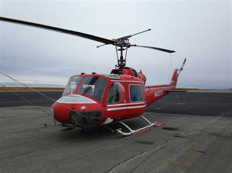 Box Bell Hk 205 bell 204 b yukon helicopters