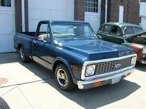 1972 Chevrolet C10 1972 Chevrolet C10 Pictures Cargurus