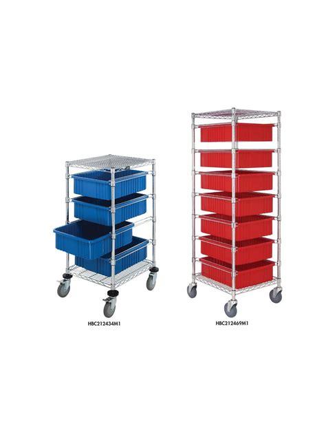 Storage Bin Cart Bin Carts At Nationwide Industrial Supply Llc