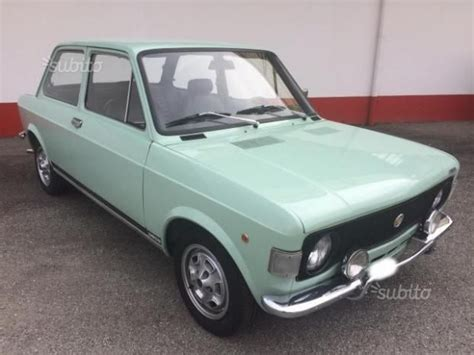 Auto Rally Anni 70 by Sold Fiat 128 Rally 1971 Anni 70 Used Cars For Sale