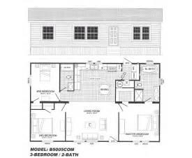 charming One Bedroom Modular Home #2: B-5005.jpg