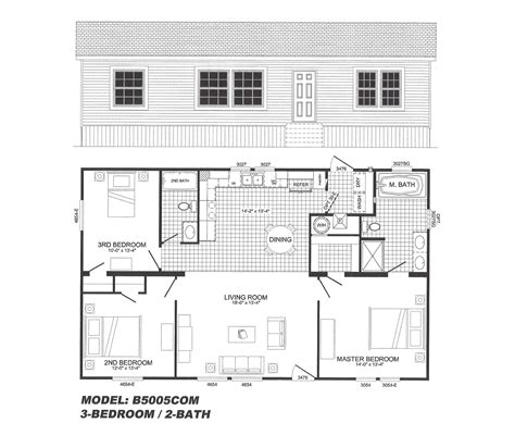 open floor plans for homes with innovative 3 bedroom floor