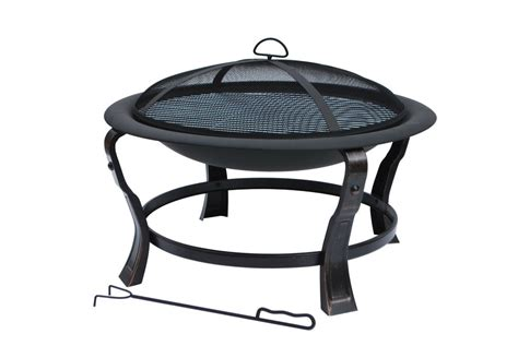 pit home depot canada hton bay 30 inch outdoor pit the home depot canada
