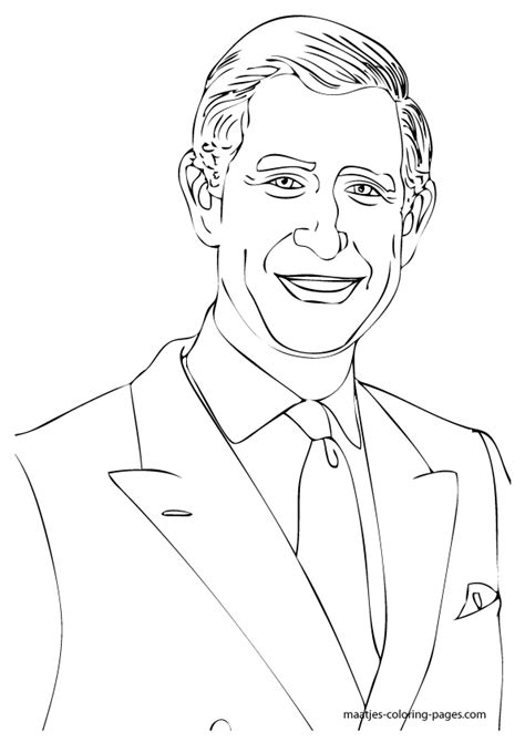 coloring pages royal family prince royale how to draw a clash sketch coloring page
