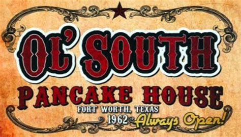 ol south pancake house ol south