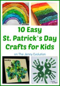 10 easy st patrick s day crafts for kids boardwalk