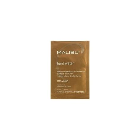 Malibi Hair Treatment At Home | malibu c hard water treatment 12ml