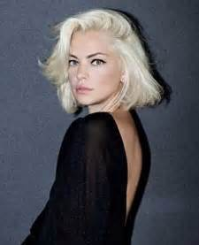 platinum hair on 21 fierce platinum blonde colored hairstyles to make jaws