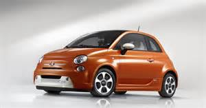 Fiat 500e 2013 Fiat 500e Electric Minicar Los Angeles Auto Show Preview