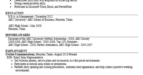 10000 Cv And Resume Sles With Free One Page Excellent Resume Sle For Mba 10000 Cv And Resume Sles With Free Bba In Management Resume Sle
