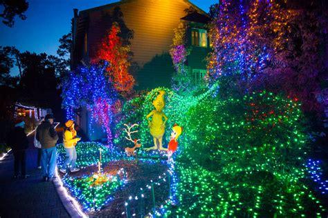 cambria festival of lights cambria christmas lights boise