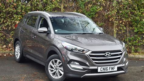 Hyundai Garage Bristol by Wessex Garages Used Hyundai Tucson Se Nav At Pennywell
